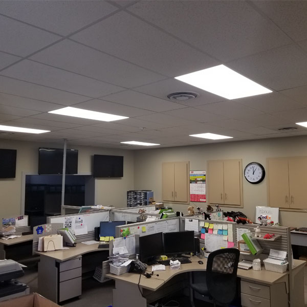 Office Space LED Lights